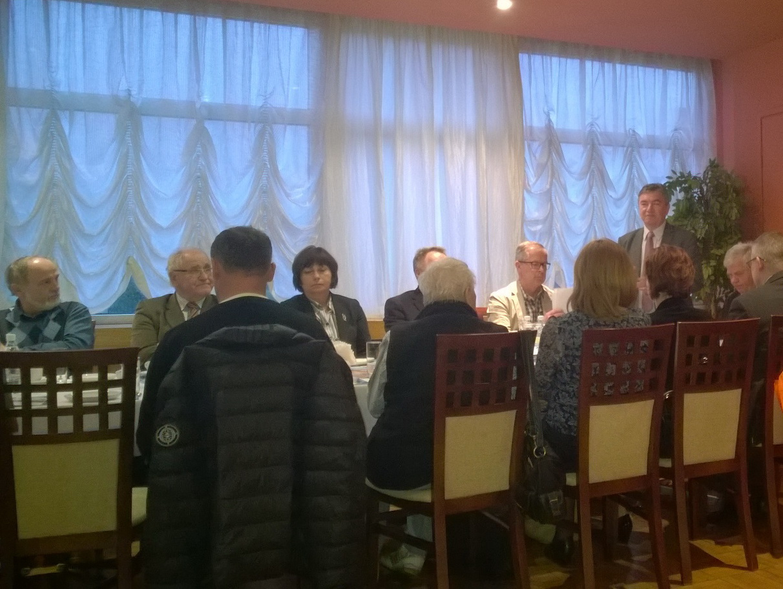 Spotkanie Komitetu Budowlanego