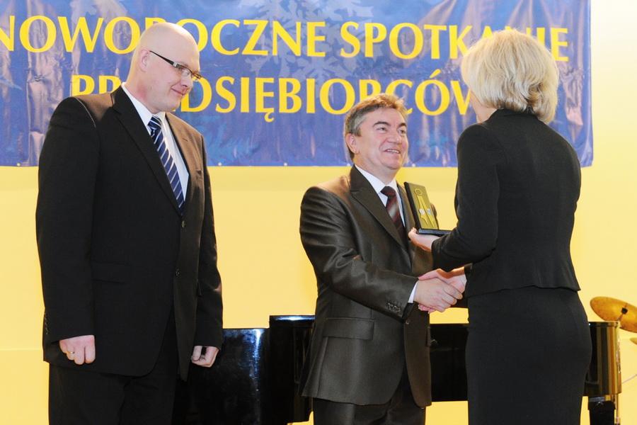 Noworoczne Spotkanie Przedsiębiorców 2011