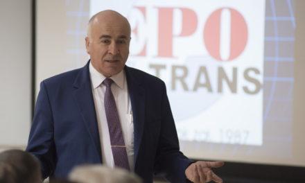 Spotkanie klubowe w firmie EPO-Trans Logistic S.A.