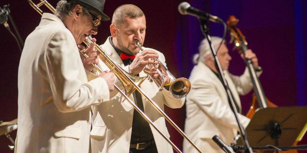 Wiosenny Koncert dla Przedsiębiorców z udziałem Boba Jazz Band