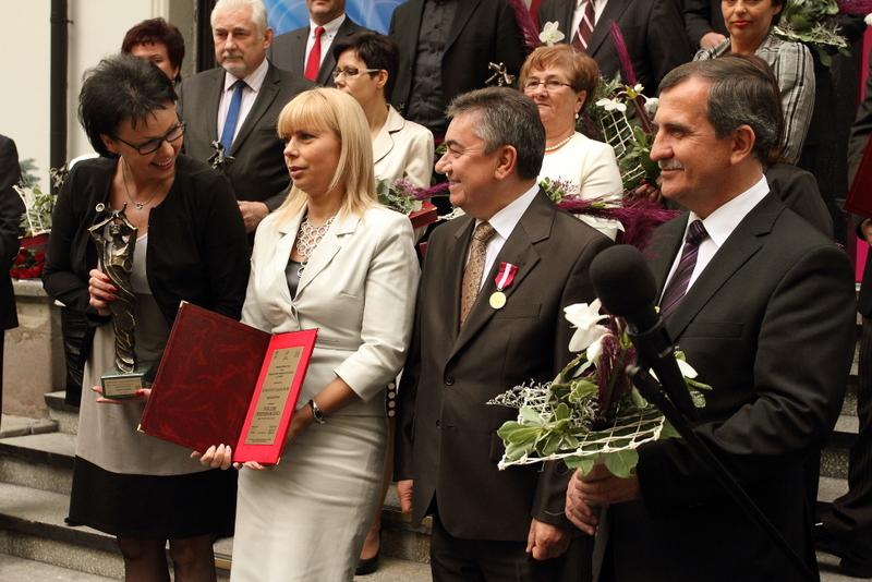 Tyski Lider Przedsiębiorczości 2012