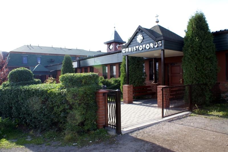 Tyski Klub Biznesu w ośrodku Christoforos