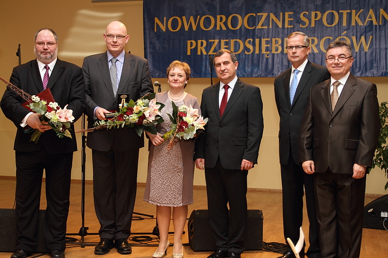 Noworoczne Spotkanie Przedsiębiorców 2012