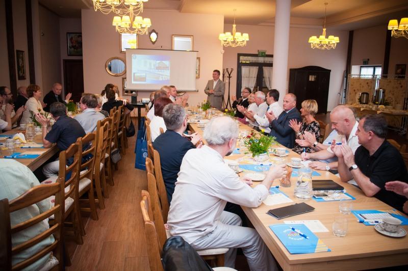 Tyski Klub Biznesu w Restauracji pod Kogutem