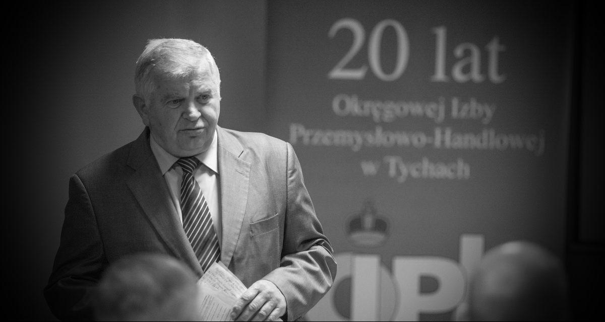 Zmarł Stanisław Przyborowski, Członek Zarządu OIPH