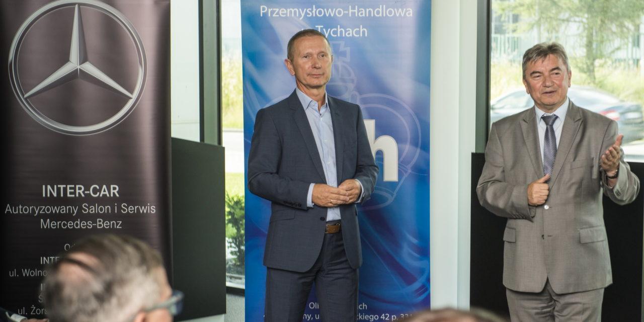 Tyski Klub Biznesu w spółce Hager Polo