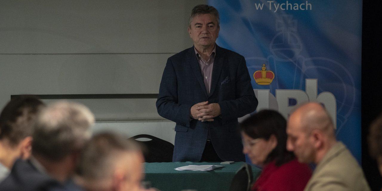 Spotkanie Komitetu Zrównoważonego Rozwoju w Hotelu Tychy
